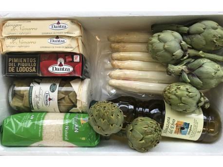 Selección de productos de Navarra - Mayo