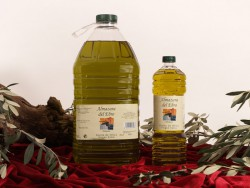 Aceite de Oliva Virgen Extra. Arbequina.