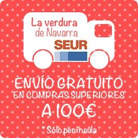Envío gratuito en compras superiores a 100€ (*sólo península)